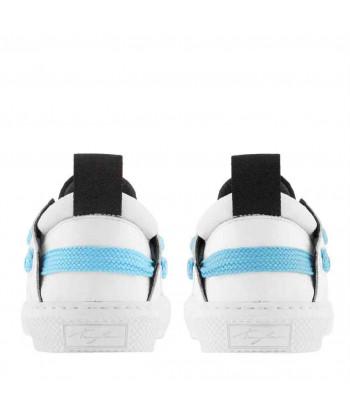 BB TRIANGULAR LIGHT BLUE TWISTER